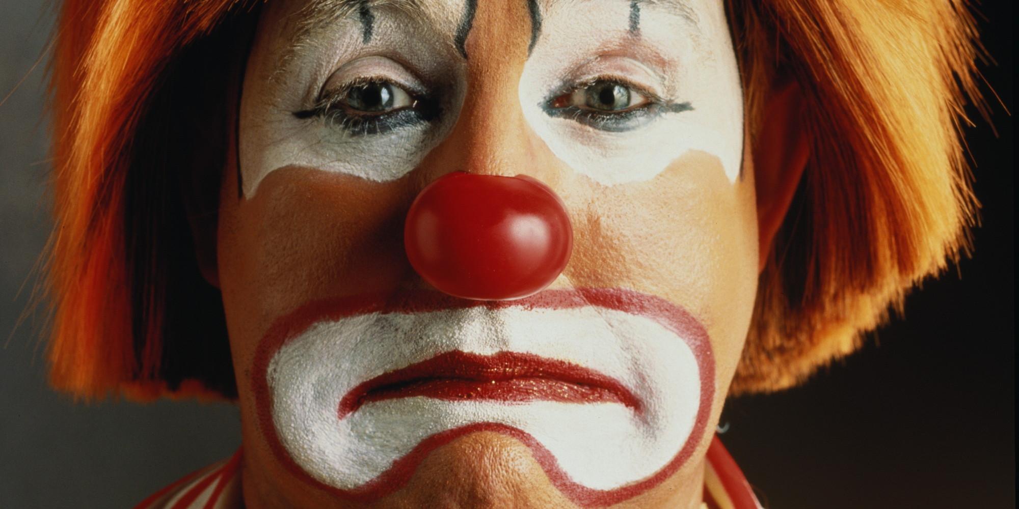 Famous Sad Clown Paintings Pictures