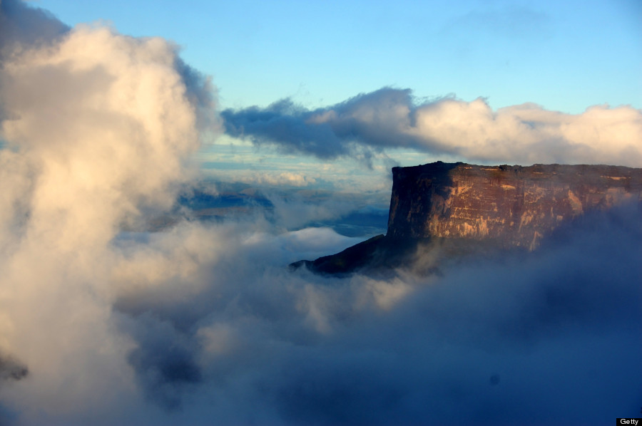 mount roraima south america