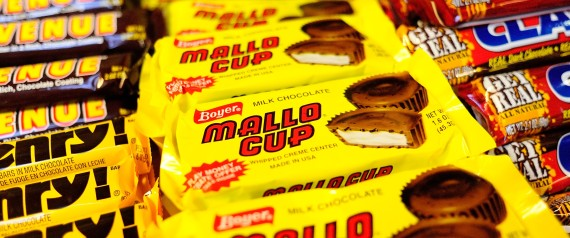 mallo cups