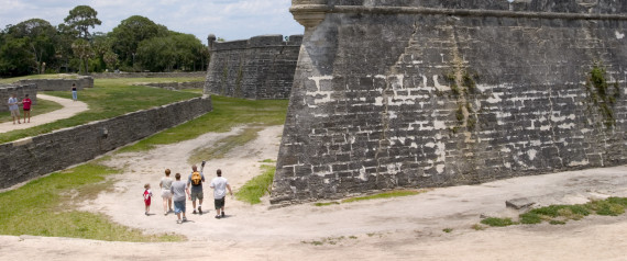ST AUGUSTINE FLORIDA HISTORIC