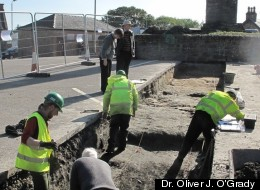 Medieval 'Thing' Site Discovered Beneath Parking Lot