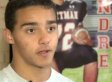 High School Football Player Nick Andre Suspended Over Poem Critical Of Football Team (VIDEO)