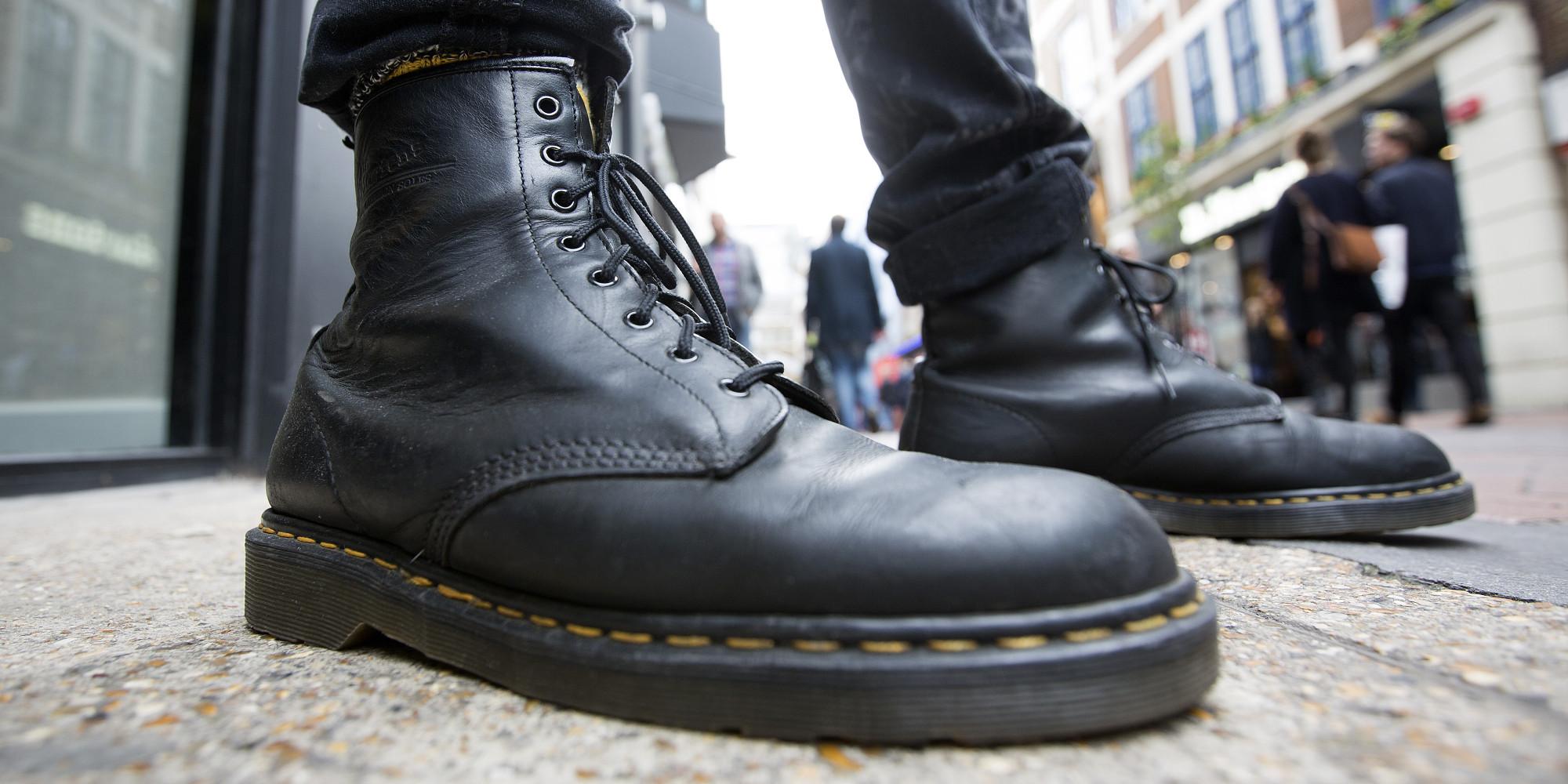 dr martens sold iconic punk boot maker bought by investors. Black Bedroom Furniture Sets. Home Design Ideas