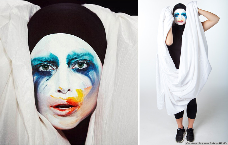 gaga  sc 1 st  HuffPost & These Epic Costumes Officially Win Halloween 2013 | HuffPost