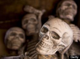 Happy Halloween: Six Spine-tingling Destinations