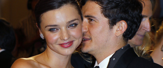 orlando bloom miranda kerr séparent