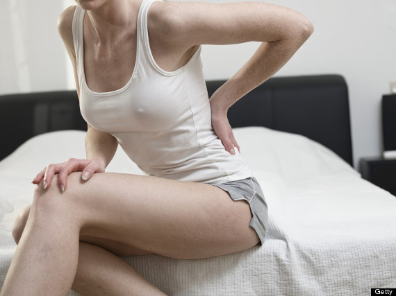 e In Three People Experience Back Pain After They Wake
