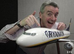 Una segunda bolsa de mano y otras 4 mejoras de Ryanair