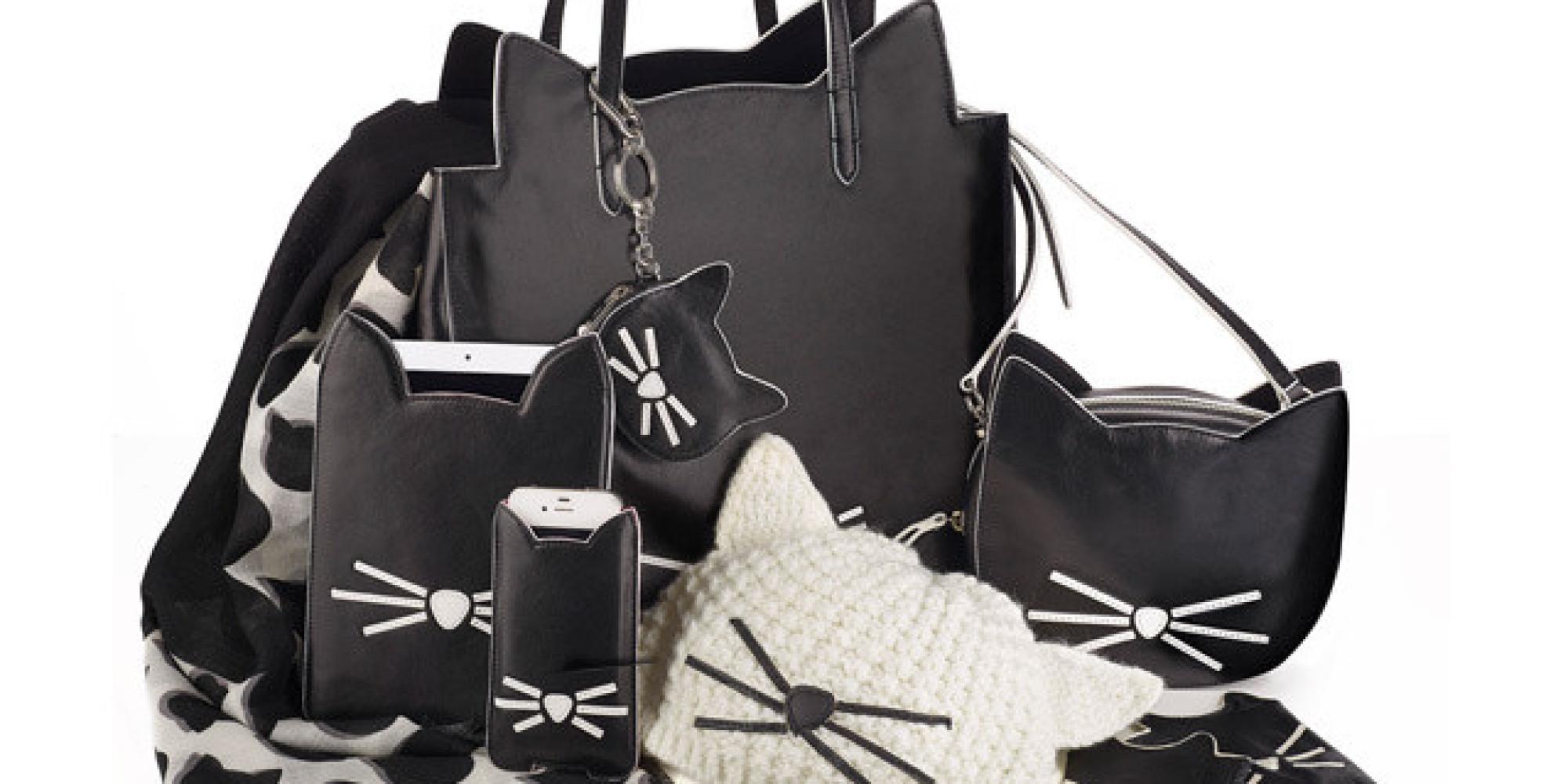 karl lagerfeld widmet seiner katze eine neue kollektion. Black Bedroom Furniture Sets. Home Design Ideas