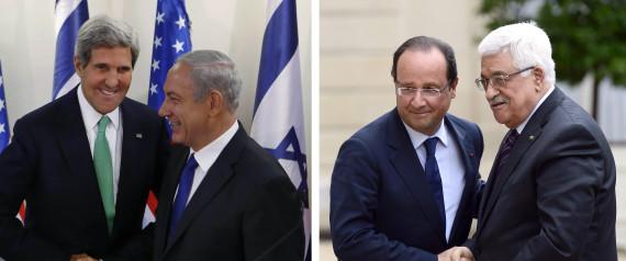 NEGOCIATION ISRAEL PALESTINE