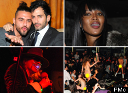 New York Fashion Week Parties: The Hot Spots That Defined The Week (PHOTOS)