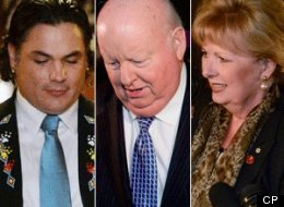 Election Time Means New Paycheques For Suspended Senators