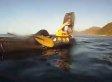 Olivier Feuillette Turns Kayak Into Human-Powered Submarine (VIDEO)