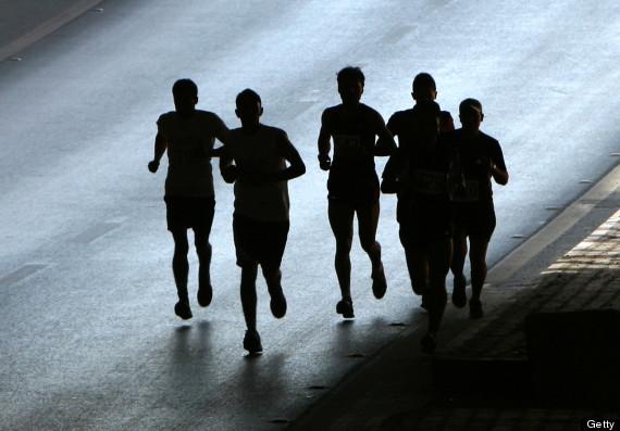 iraq marathon