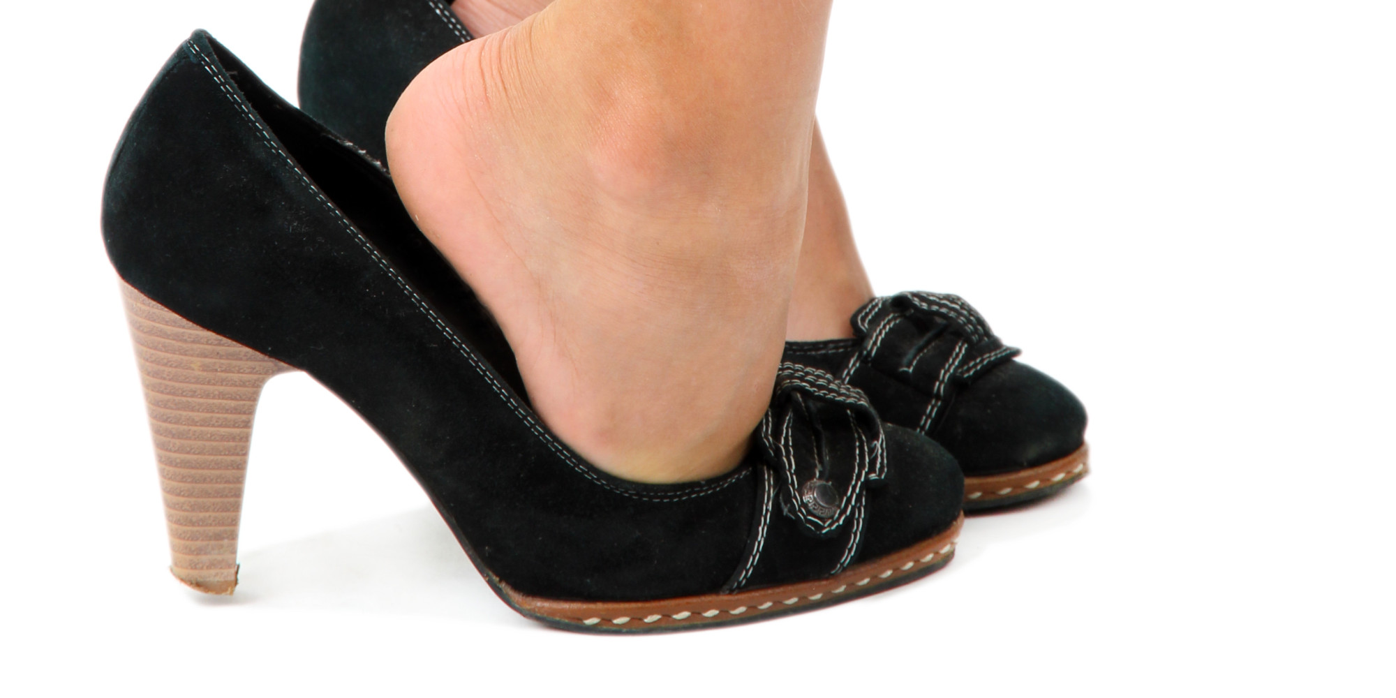 My feet match my petite body...they're petite too. I wear a size 4 in womens, which makes shoe