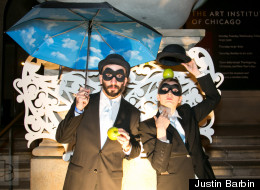 Windy City Happening: Art Institute of Chicago Masked Ball (PHOTOS)