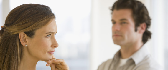 WOMAN CONFLICTED