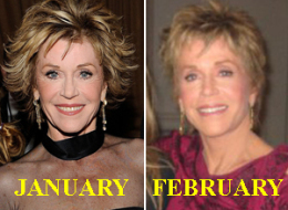 Jane Fonda Plastic Surgery Photo Picture