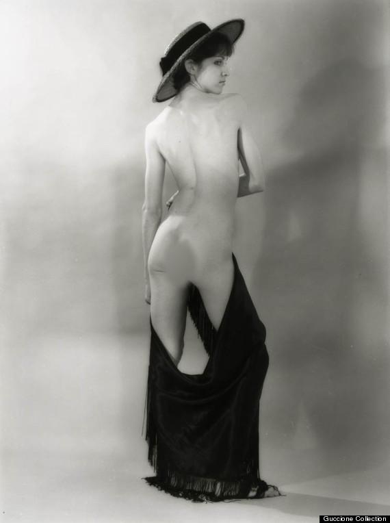 madonna naked butt