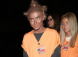 Julianne Hough Dresses As Crazy Eyes For Halloween, Probably Didn't Think This One Through (UPDATE)