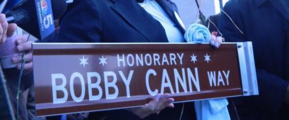 BOBBY CANN