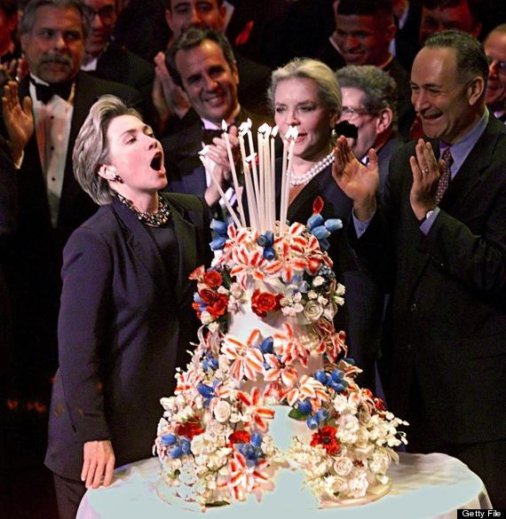 Hillary Clinton Sure Knows How To Celebrate A Birthday