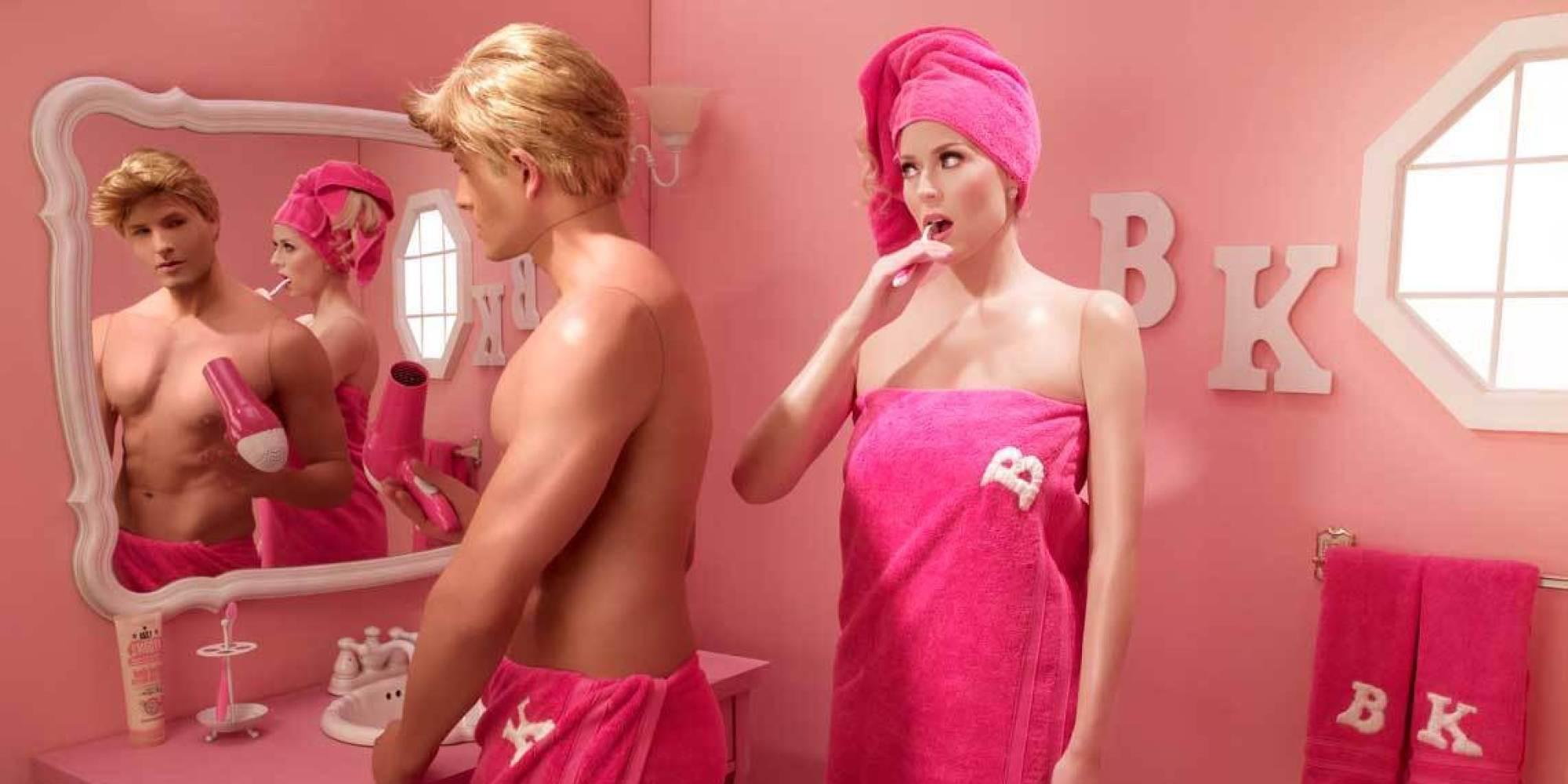 real life barbie and ken. Black Bedroom Furniture Sets. Home Design Ideas