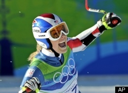 Lindsey Vonn Proofed Course
