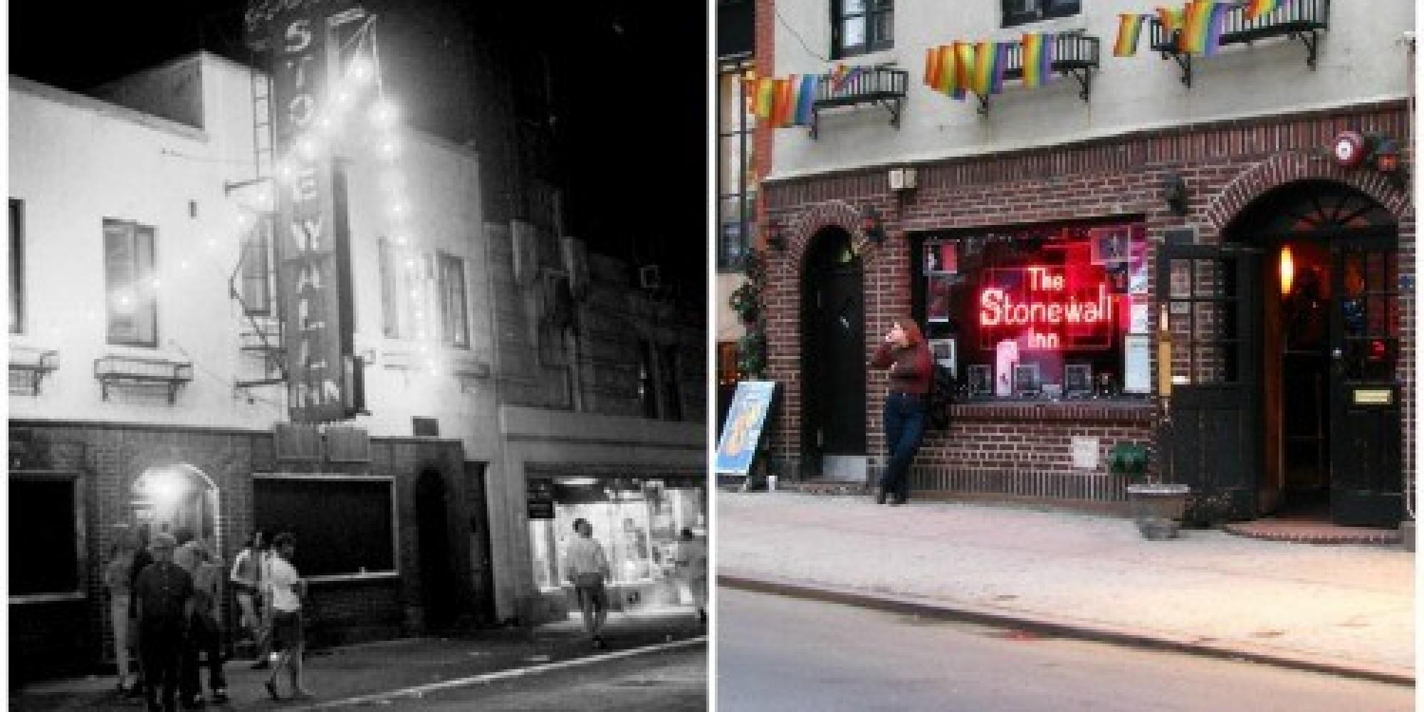 address Stonewall gay inn