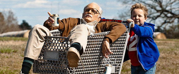 'Bad Grandpa' Box Office