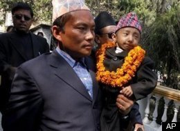 Khagendra Thapa Magar Nepal Shortest Person