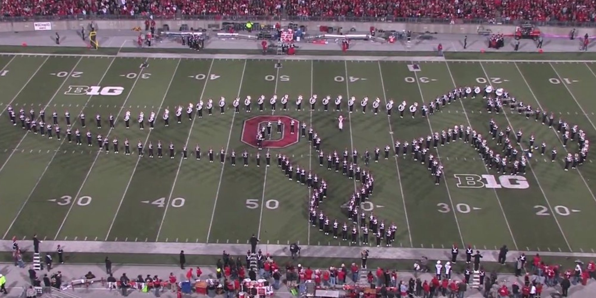 Ohio State Marching Band Relies On iPads To Pull Off Its Amazing ...