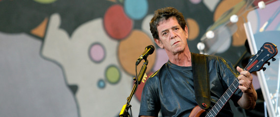 LOU REED MORT