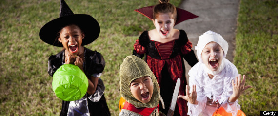 crying kids halloween - Halloween Images For Kids