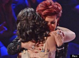 Gaga And Mrs O Kiss And Make Up