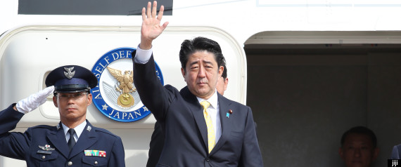 shinzo abe turkey