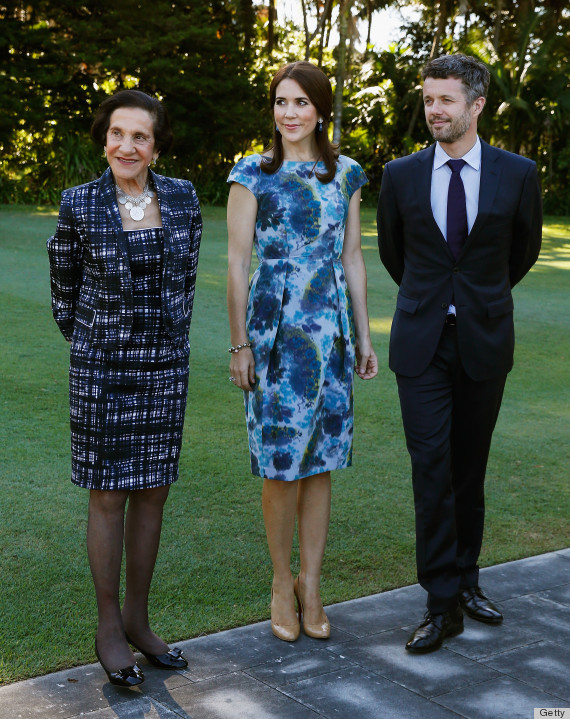 Princess Mary\'s Australia Tour Wardrobe Is A Lesson In Expert ...