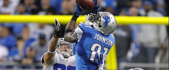 calvin johnson nfl record