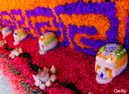 All the Mexican Candy You Should Be Eating On The Day Of The Dead