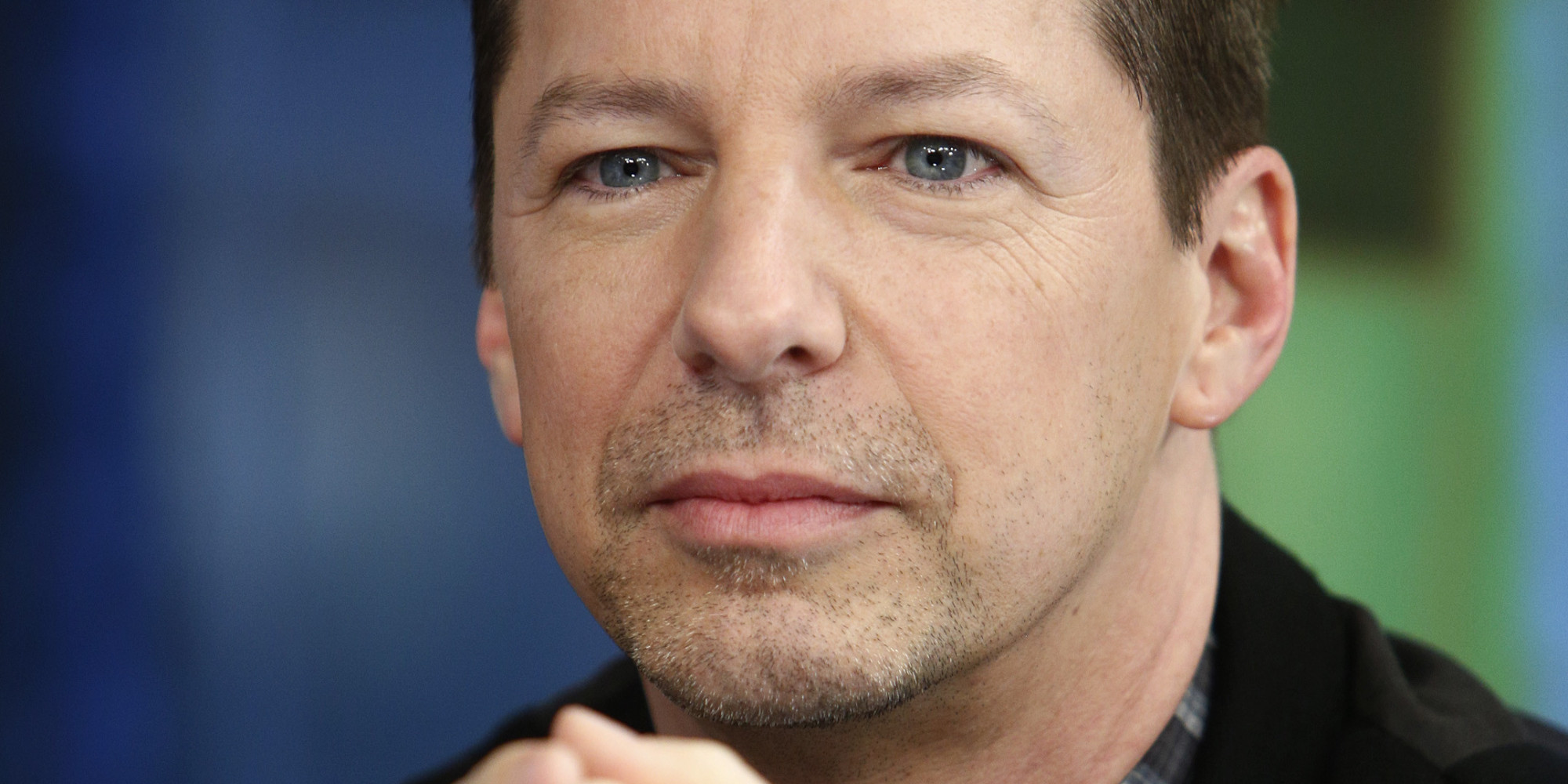 Sean Hayes: Im proud when the words gay or queer are