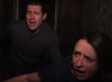 Billy Eichner And Rachel Dratch Can't Handle This Pop Culture Haunted House