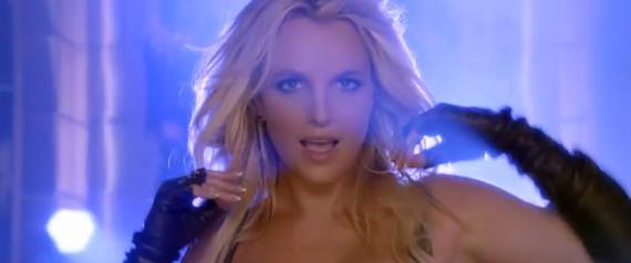 chansons Britney Spears pirates