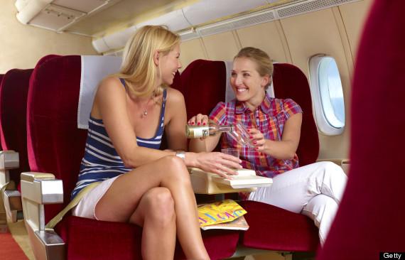 How To Zen Your Next Flight Huffpost
