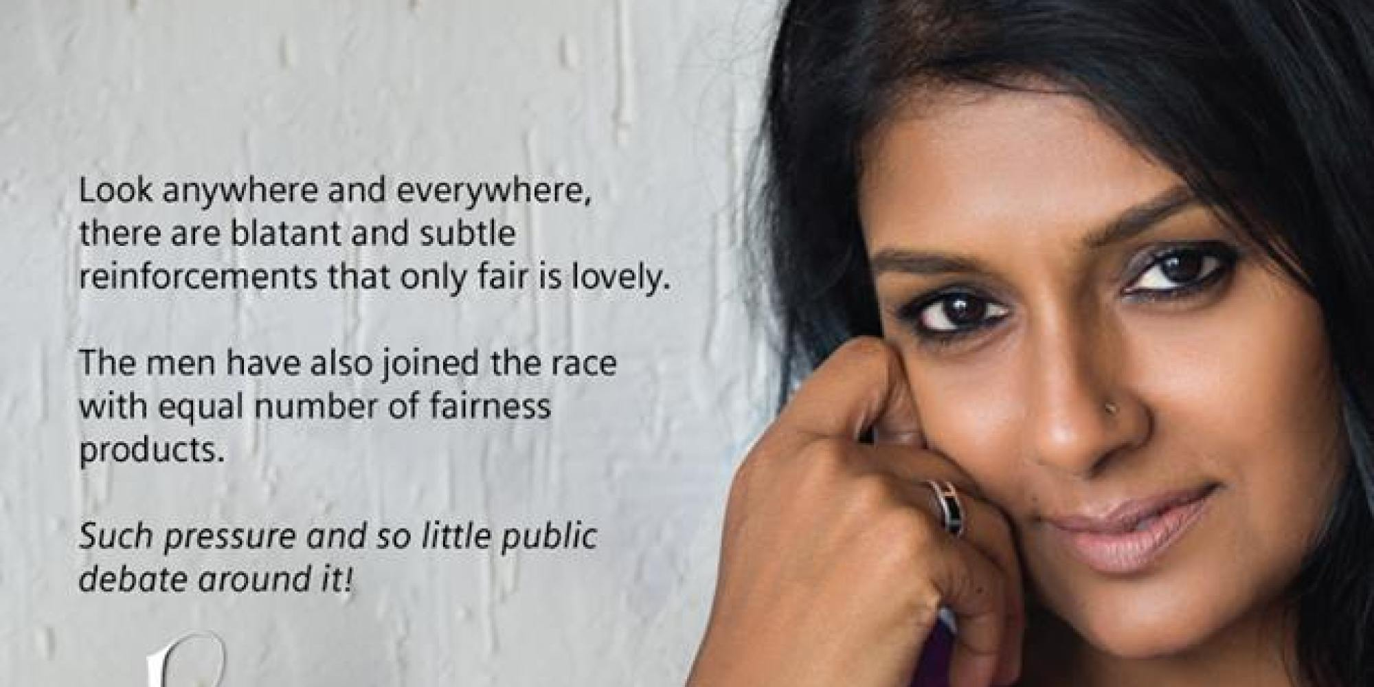 'Dark Is Beautiful' Campaign Takes On Unfair India