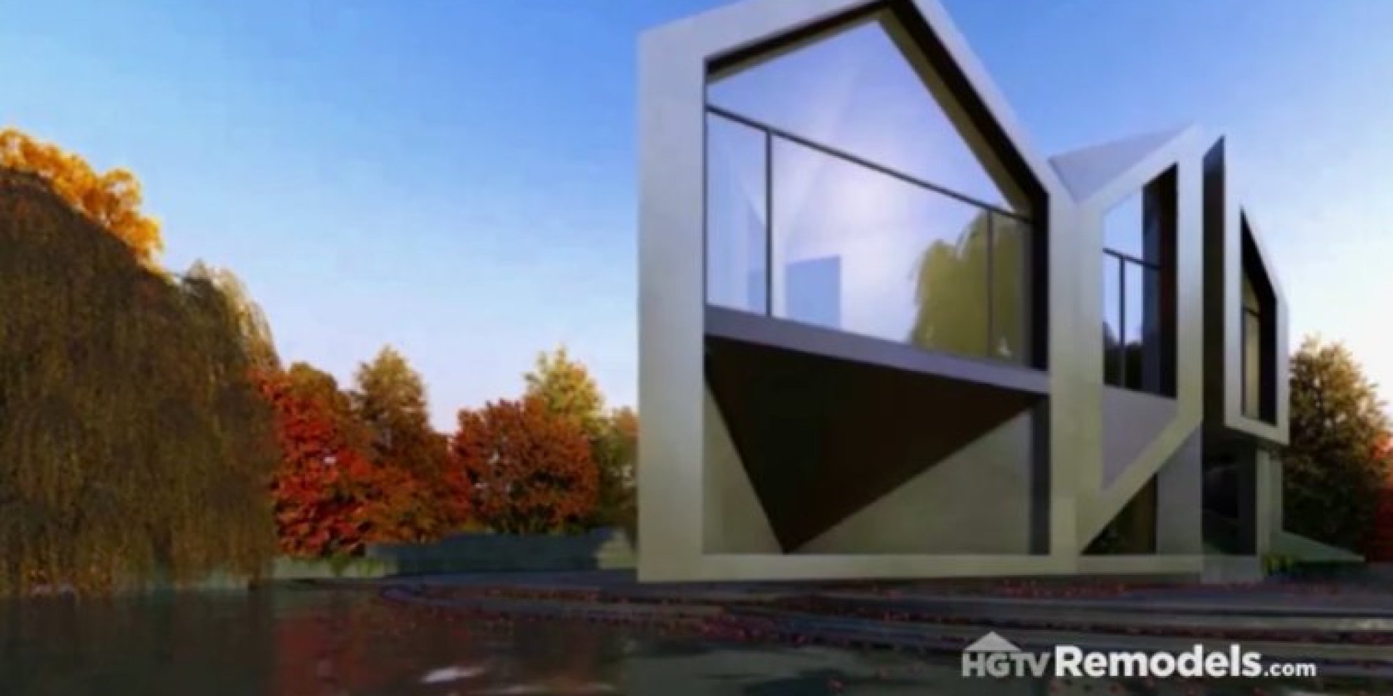 Rotating house offers you a view that changes with the seasons video huffpost - Rotating homes follow sun ...