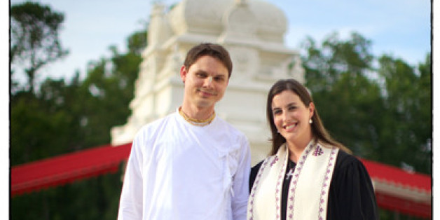 Interfaith Marriage  Christian And Hindu Love Story Told In