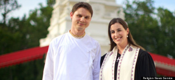 What Happens When A Hindu Monk And A Christian Minister Fall In Love