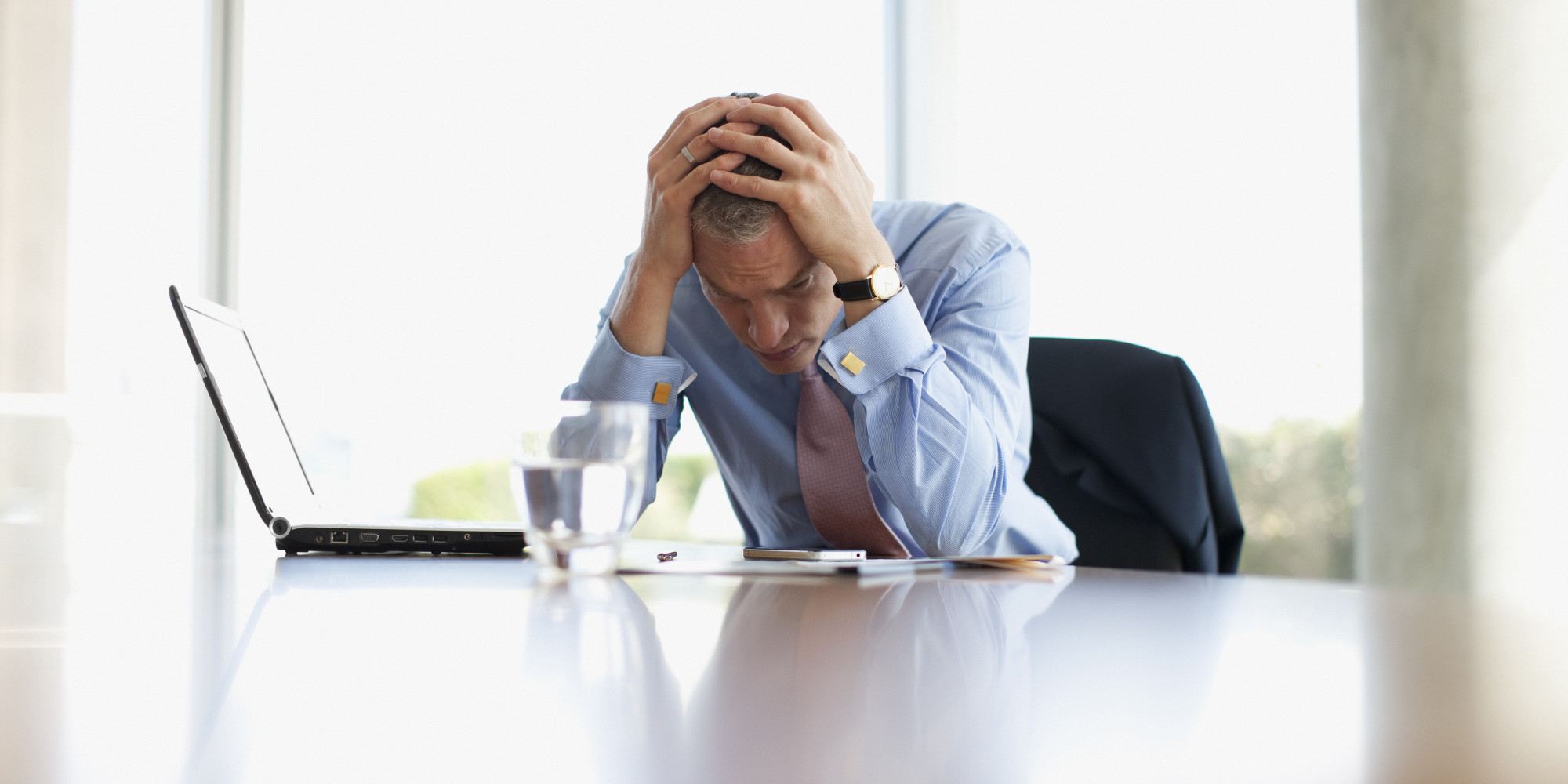 Workplace Depression Tied To How Boss Treats You: Study ...
