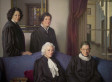 The Women Of The Supreme Court Now Have The Badass Portrait They Deserve