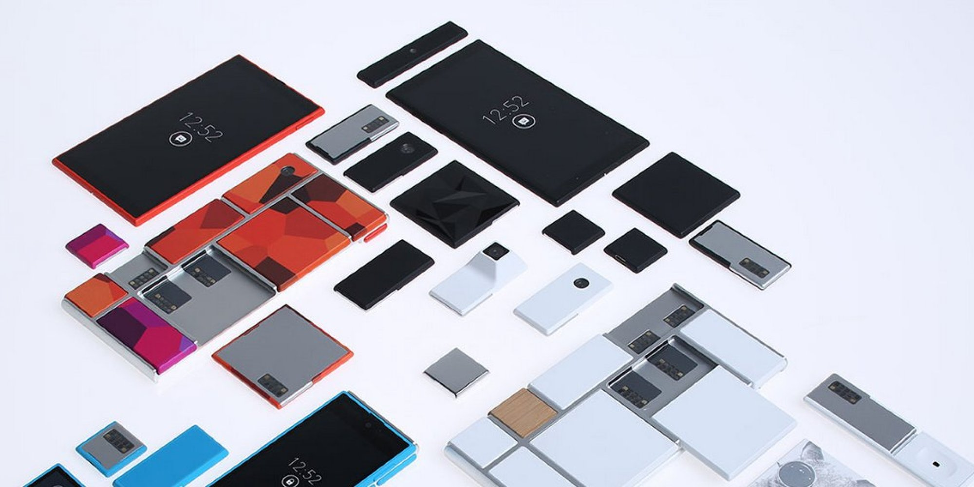 Motorola Project Ara Teams With Phonebloks To Develop Customisable Modular Smartphones | HuffPost UK
